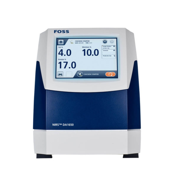 NIRS™ DA1650 Oilseed Crush Analyser