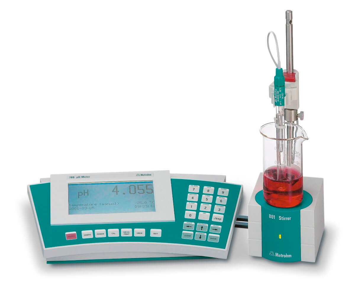 780/781 pH/Ion meter