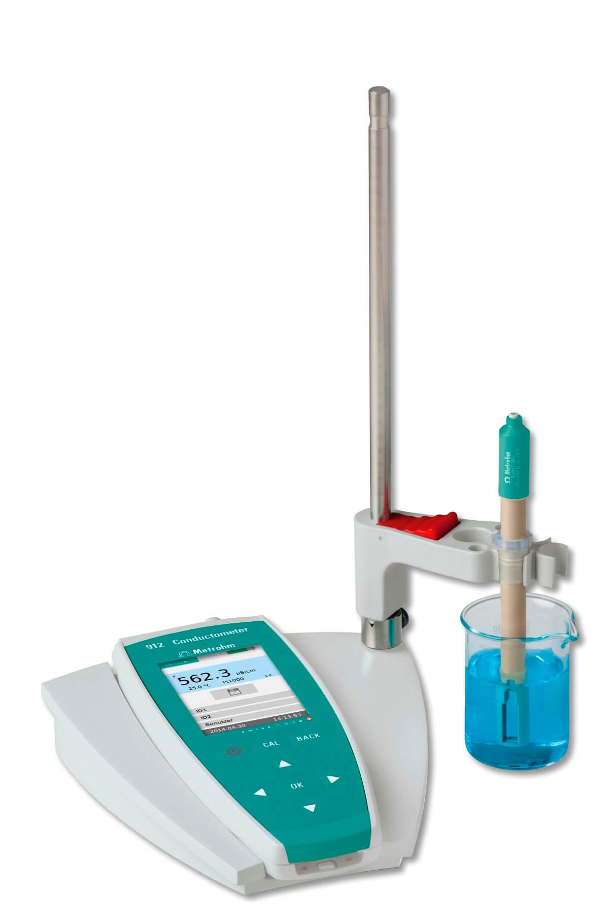 912/913/914 pH/Conductimetros