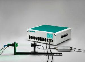 Potenciostatos/galvanostatos - línea modular