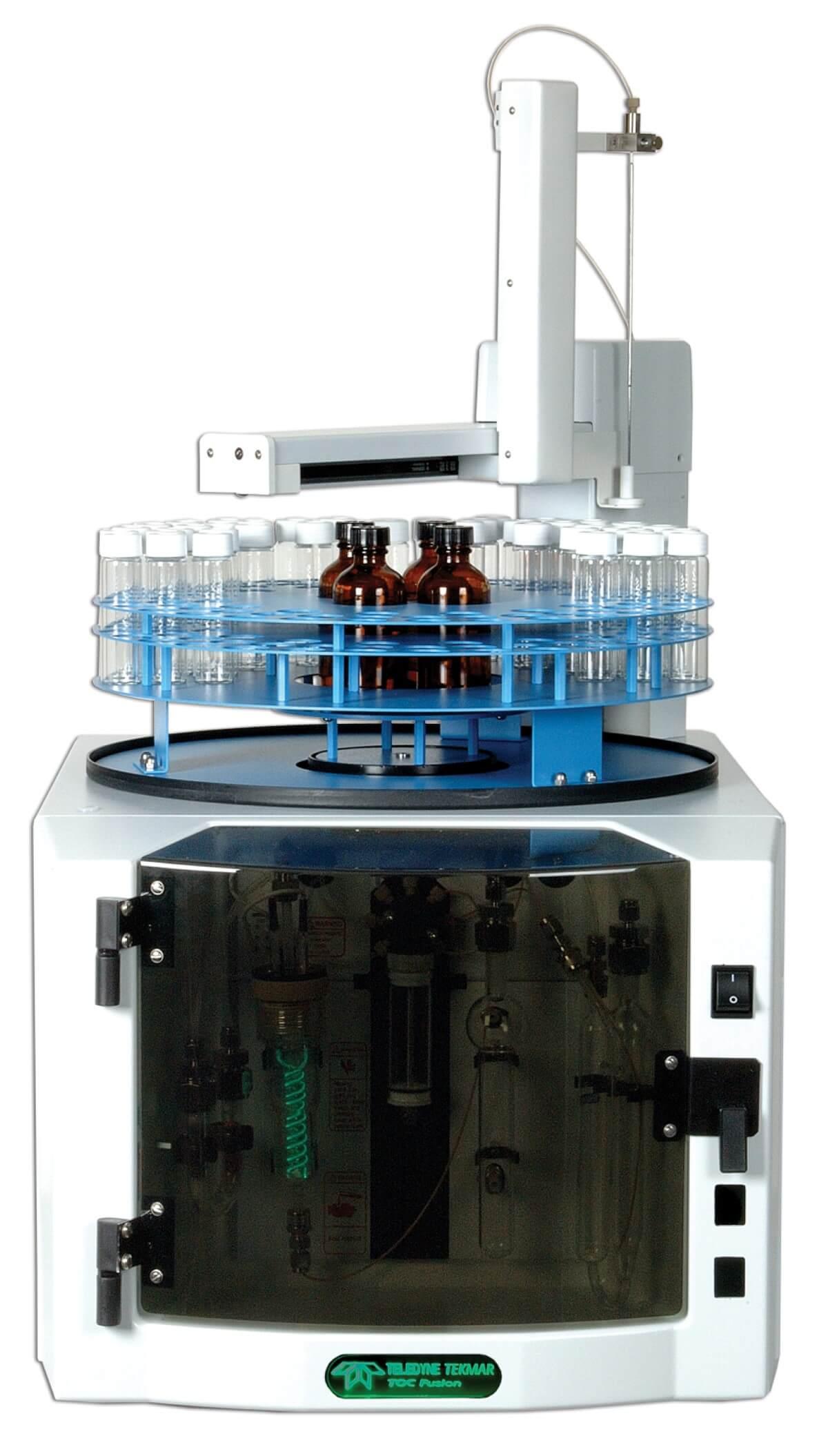 Fusion - Analizador UV / persulfato