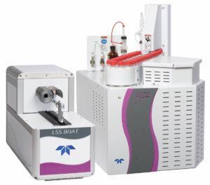 Lotix - Analizador de Combustion TOC